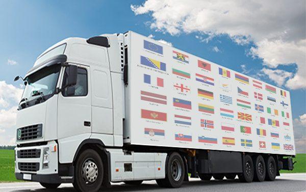 european freight